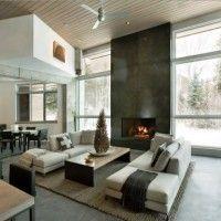 сучасні меблі в вітальню фото 29