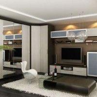 сучасні меблі в вітальню фото 30