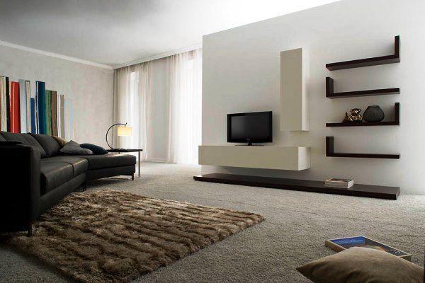 сучасні меблі в вітальню кімнату фото 3