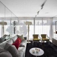 сучасні меблі в вітальню фото 19