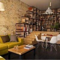 сучасні меблі в вітальню фото 27