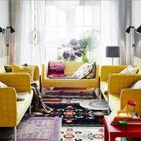 сучасні меблі в вітальню фото 14