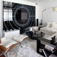 сучасні меблі в вітальню фото 3