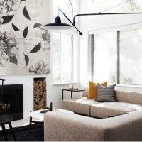сучасні меблі в вітальню фото 11