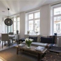 сучасні меблі в вітальню фото 23