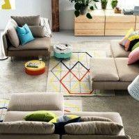 сучасні меблі в вітальню фото 15