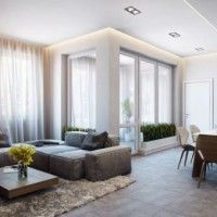 сучасні меблі в вітальню фото 17
