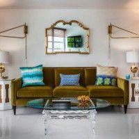сучасні меблі в вітальню фото 26