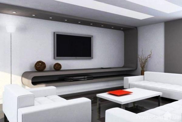 м`які меблі для вітальні в сучасному стилі фото