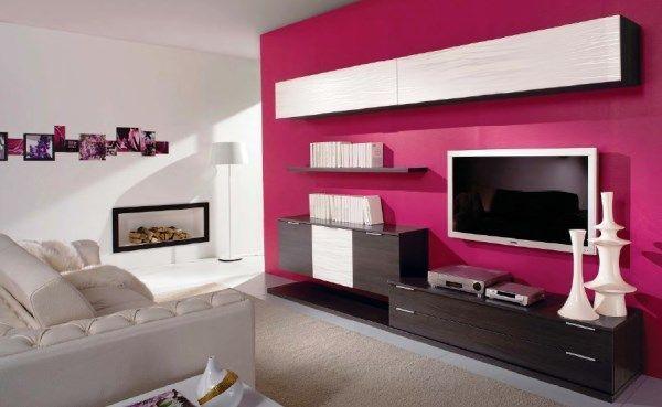 сучасні меблі в вітальню кімнату фото 4