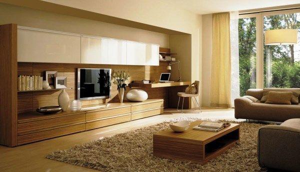 сучасні меблі в вітальню кімнату фото 5