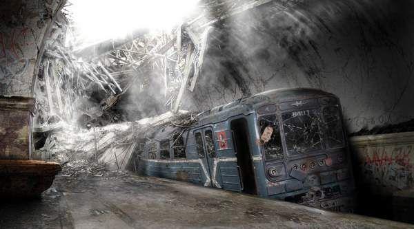 Метро-2: що приховують тунелі під москвою