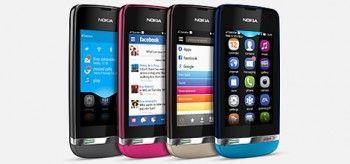 Мобільний телефон nokia asha 311