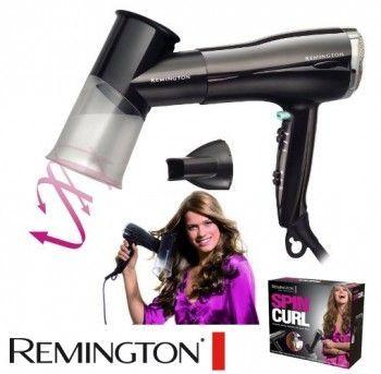 Насадка spin curl від remington - чудові локони в домашніх умовах тепер не проблема