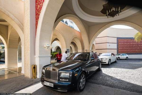 Непристойно дорогий відпочинок в Дубаї