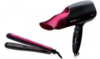 Нові фен і випрямляч волосся від panasonic з унікальною технологією захисту структури волосся nanoe