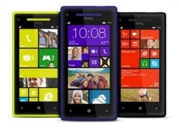 Новий флагман htc windows phone 8x