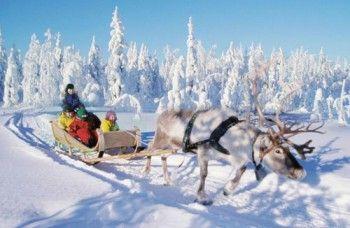 Новий рік у фінляндії