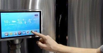 Новий холодильник samsung t9000 буде оснащений комп`ютером з ос linux
