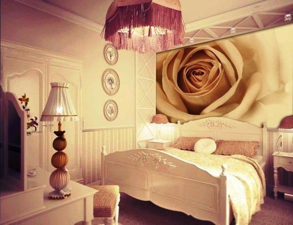 фотошпалери 3д для стін каталог фото троянди 2