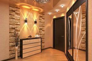 Шпалери для передпокою і коридору: вибір покриттів для маленького коридору (+14 фото)