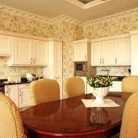 колір шпалер для кухні фото 3