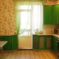 колір шпалер для кухні фото 20