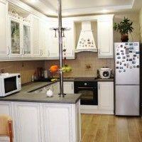 колір шпалер для кухні фото 10