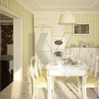 колір шпалер для кухні фото 4