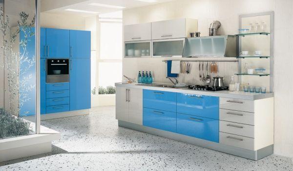 який колір шпалер вибрати для кухні фото 5