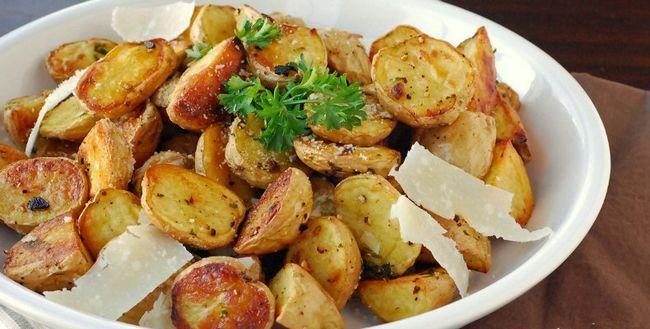 Печена картопля: користь і шкода