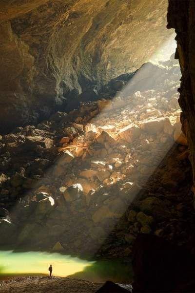 Печера hang en, в`єтнам