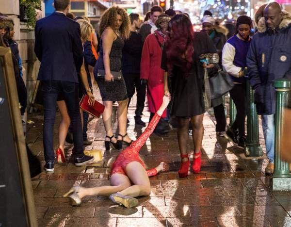 Пияцтво, бійки і каліцтва - як в великобританії провели «п`ятницю фінгалов»