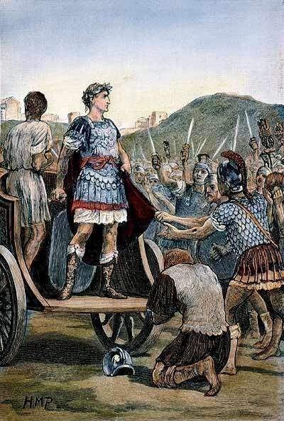 Чому цезар розбирався в людях?