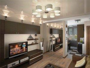 Підбір планування квартири-студії площею 30 кв. Метрів: фото кращих варіантів
