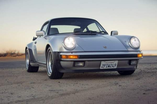 Porsche 911 turbo 3.3 coupe (930), 1986-1989