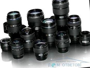 Перевага дзеркальних фотоапаратів