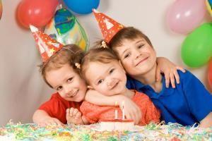 Оформлення дитячого дня народження: ідеї для святкового декору дитячої