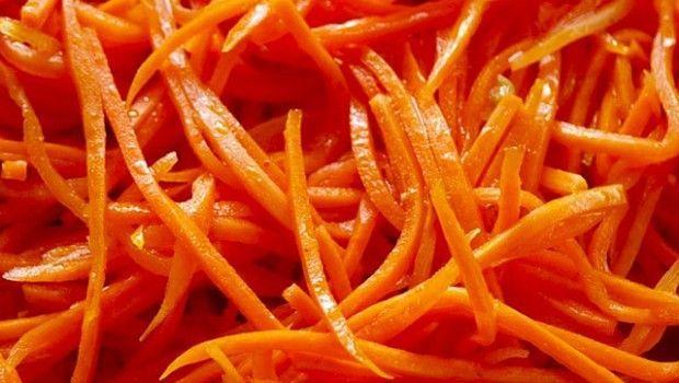Рецепт моркви по-корейськи