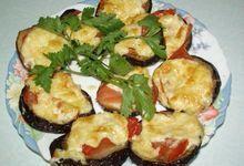 Рецепт приготування баклажанів з сиром і часником. Рецепт смачної страви
