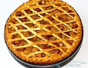 Рецепти пирогів з яблуками