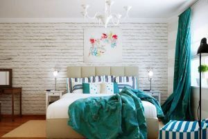 Рельєф і акценти: ідеї використання білої цегли в інтер`єрі кімнат