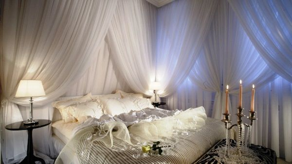 спальня для подружжя дизайн фото 8