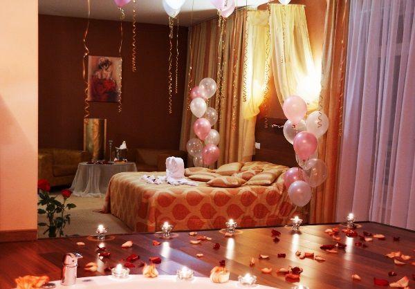 спальня для подружжя дизайн фото 2