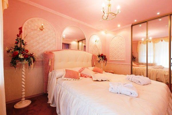 спальня для подружжя дизайн фото 6