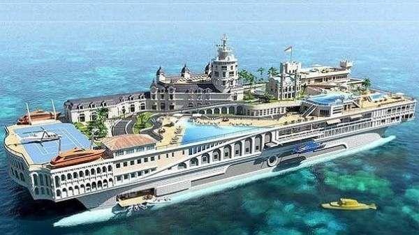 Найдорожча в світі яхта
