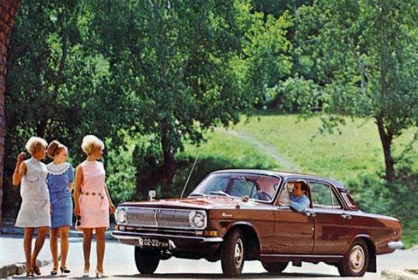 Найпопулярніші автомобілі радянських часів