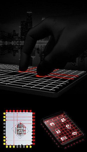 Сенсорний екран з технологією optical touch screen і електронні книги sony