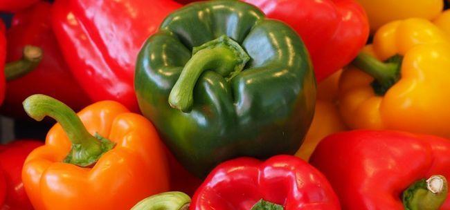 Солодкий перець: користь і шкода