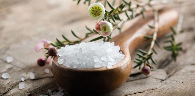 Сольові ванни: користь і шкода